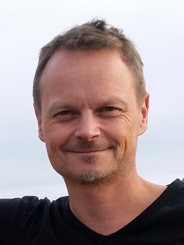 Photo of Rasmus Reinhold Paulsen